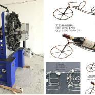 银丰电脑弹簧机生产福建工艺品图片