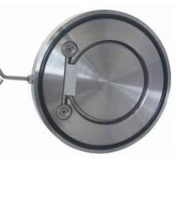 对夹单瓣止回阀图片/对夹单瓣止回阀样板图 (2)