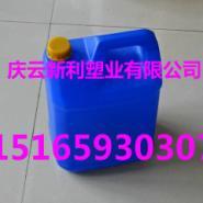10公斤尿素溶液塑料桶10L化工桶图片