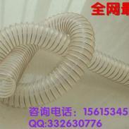 镀铜耐磨吸料管抗磨PU吸料管图片