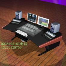 供應用于廣電傳媒|錄音棚家具|廣播機房家具的錄音棚工作臺,編曲桌,值得信賴圖片