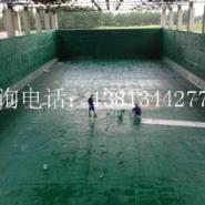 天镇县水池防腐公司图片