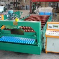 伟拓压瓦机厂850型彩钢瓦设备