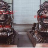 供应大型铸铜狮子,铜狮子铸造,铜狮子雕塑