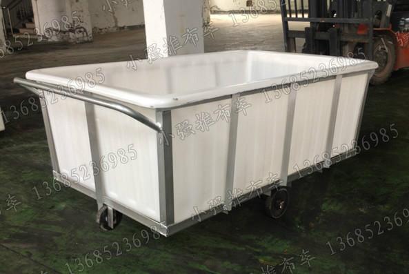 供应系列推布车  推布车厂家  印染容器车身