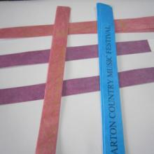 广州厂家生产医用纸质手腕带 一次性杜邦纸手腕带/识别腕带/识别手环/游乐场酒吧车展手带