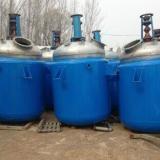 供应二手反应设备,二手不锈钢反应釜规格,二手搪瓷反应釜应用