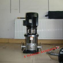 供应CDLF不锈钢304材质立式多级离心泵  上海立式多级泵厂低价 CDLF16-50