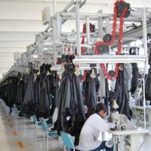 供应服装加工服装流水线吊挂流水线批发