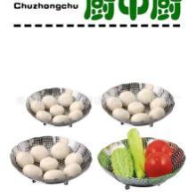 供应不锈钢蒸笼盘饺子盘折叠水果盘