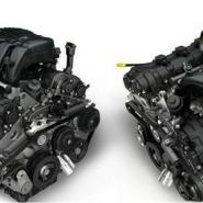 进口大切诺基的发动机原厂件图片