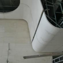 供应运动场馆GRG造型双曲面板