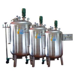 家庭办厂生产洗衣液设备图片