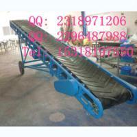 PVC绿色食品带输送机