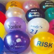 湛江广告气球加工定制图片
