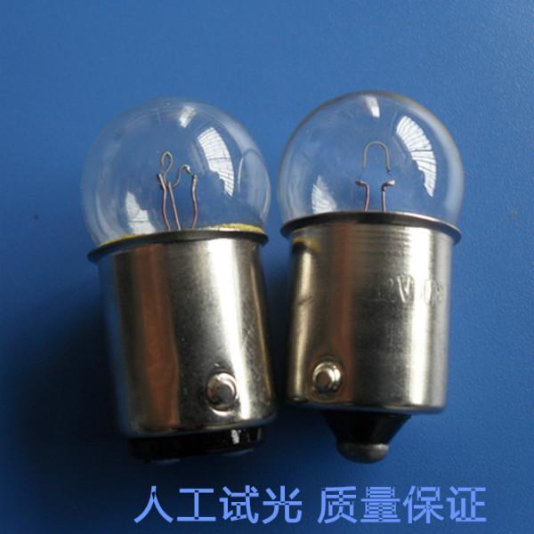 供应G18转向灯12V10W汽车转向灯泡