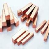供应用于广泛的t2易车紫铜方棒研磨黄铜棒/大规格铜棒厂家金铜都