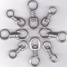 供应不锈钢单转环NO.1单
