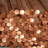 供应江西光亮t2紫铜棒现货小规格铜棒厂家研磨磷铜棒