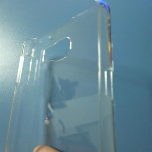 三星s6透明光面手机外壳pc素材壳图片图片