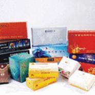 盒抽纸钱夹纸可印制广告品质优越图片