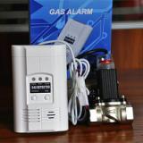 供应家用独立式燃气报警器可联动阀门