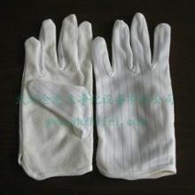 供应点塑手套,防静电防滑手套,厂家直销高品质