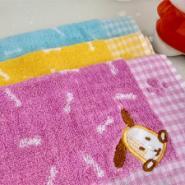 厂家直销纯棉儿童毛巾 纯棉童巾图片