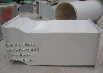 专业生产玻璃钢无机阻燃风管图片