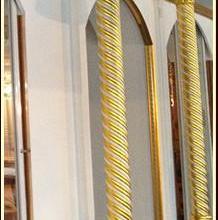供应欧式酒店装饰材料/江西欧式罗马柱出厂价格