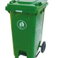 供应忻州垃圾桶生产厂家、忻州240升120升环卫塑料垃圾桶厂家