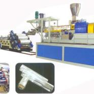 PET塑料片材生产线设备机器机械图片