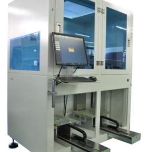 手机玻璃盖板印刷机全自动图片