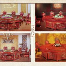 供应佛山品牌科奇家具电动餐桌KQ-欧式系列