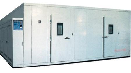 供应QJBZHR步入式恒温恒湿室环境试验室,大型恒温恒湿试验箱