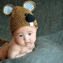 供应新生婴幼儿上门创意拍摄应