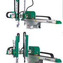 供应伺服机械手 文穗专业生产塑料机械手 三轴机械手 单轴机械手 单双臂批发