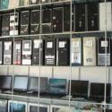 上海电脑机房设备回收图片