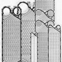 SONDEX换热器板片和垫片图片