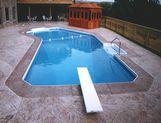 供应泳池新型材料国外泳池胶膜