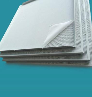 吸音铝扣板图片/吸音铝扣板样板图 (3)