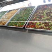 广州萝岗区员工食堂承包图片