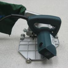 供应PVC地胶施工电动开槽机防尘款