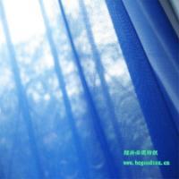 供应用于家装面料涤纶阻燃一级窗纱防火窗帘面料防燃窗帘布