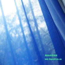 供应用于家装面料涤纶阻燃一级窗纱防火窗帘面料防燃窗帘布图片