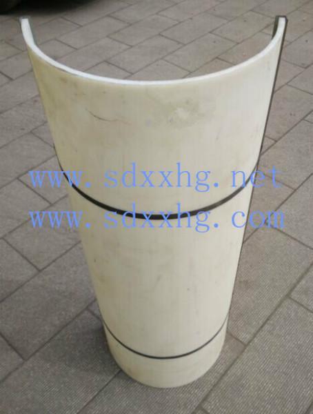 供应螺旋输送机用耐磨超高聚乙烯衬板