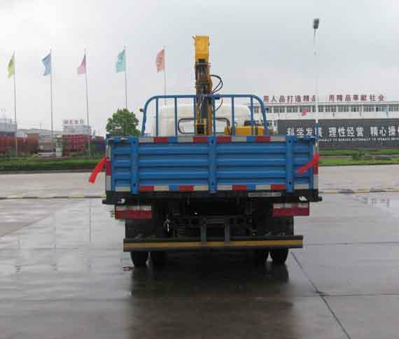 供应蓝牌自卸随车吊锡柴88马力发动机