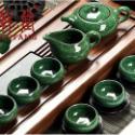 陶瓷冰裂釉功夫茶具汝窑哥茶壶批发图片