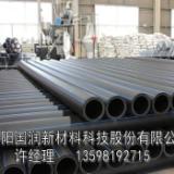 供应青海HDPE高密度聚乙烯排污管
