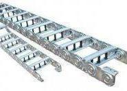 TL65桥式钢铝拖链价格钢铝拖链厂家图片